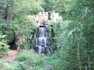 The Bowood Cascade