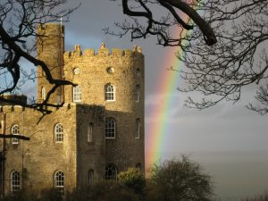 Norris Castle with every indication of treasure