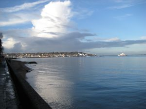 West Cowes from the esplanade